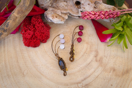 broches wire wrapping