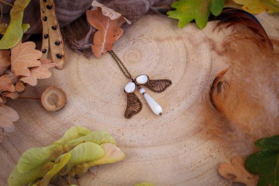 pendentif petit ange