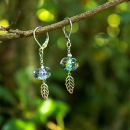 boucles feuillage