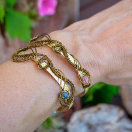 bracelet wire wrapping
