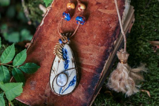 amulette végétale